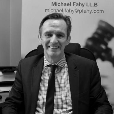 Michael Fahy