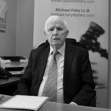 Patrick Fahy